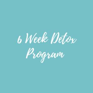 Online Detox Program